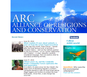 2016 ARC interreligieux