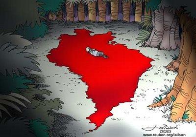 Brasil  Assassinato de Dorothy Stang por Jailson