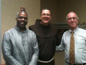 Ibrahim, Br. Keith, Patrick 2