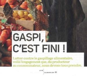 Gaspi La Vie 2014