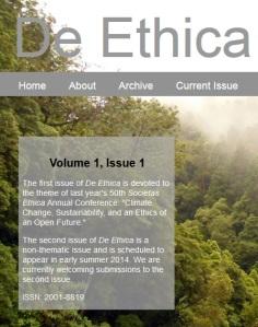 De Ethica