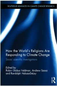 World religions and climate change