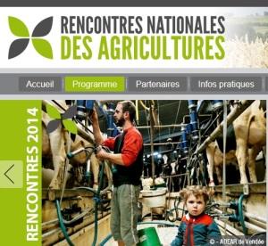 2014 Rencontre des agricultures