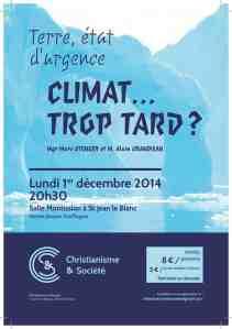 2014 Climat Loiret