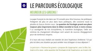 2014 La plateforme Green