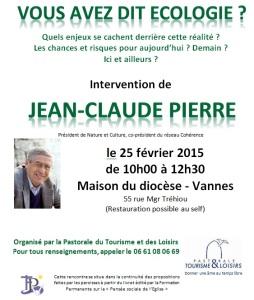 2015 Jean Claude Pierre