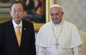 2015 Pape et ONU