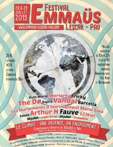 Emmaus Festival 2015
