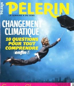 Pelerin 2015 Climat