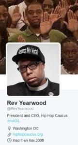 rev  Yearwood