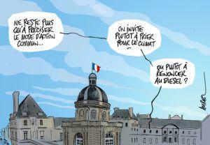 Le MOnde Sénat Religions