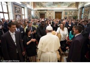 2015 FAO Pape François