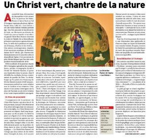 2015 Christ Vert Lyon