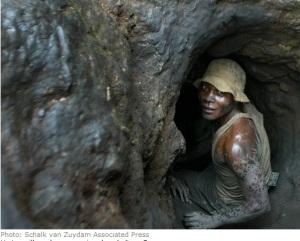 2015 Mines afrique