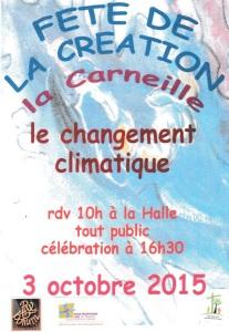 2015 Carneille Fête de la Création
