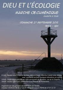 2015 Dieu et l'écologie Vendée