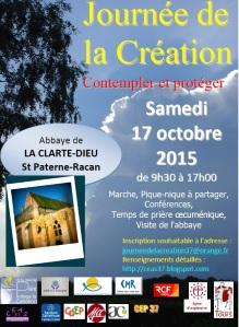 2015 Journée de la Création Tours