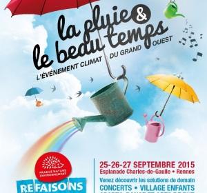 2015 Pluie et beau temps Rennes