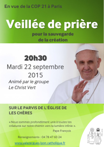 2015 Prière Chères