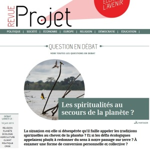 2015 Projet Spiritualité