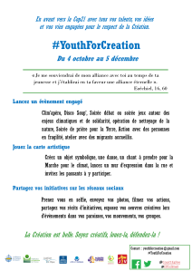 Youth for Creation (2)
