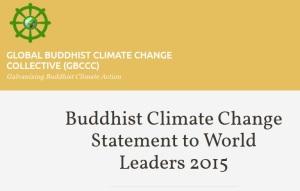 2015 Bouddhiste climat