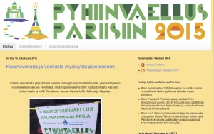 2015 Pelerin Finlande