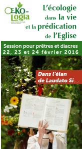 2016 Prêtres et écologie