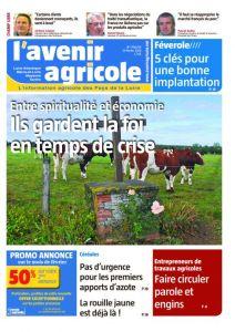 2016 Agriculture et foi