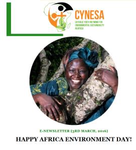 2016 Environnemnet Afrique