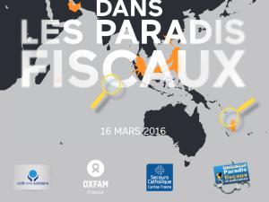 2016 Paradis fiscaux