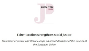 2016 Justice et paix Evasion fiscale