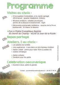 2017 ECOLOGIE Loiret