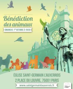 ECOLOGIE - Bénédiction St Germain