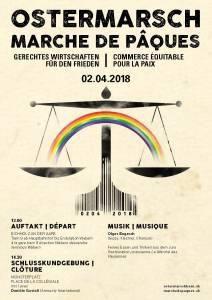 2018 ECOLOGIE Marche de Pâques