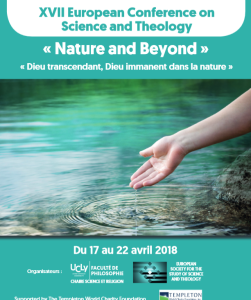 2018 ECOLOGIE Théologie UCLY