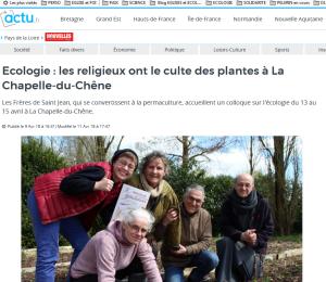 2018 ECOLOGIE Eglises Sarthe 4