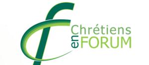 2018 ECOLOGIE Eglise Chrétiens en Forum Logo
