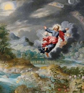 2018 ECOLOGIE Eglises Création Brueghel le jeune
