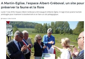 2018 ECOLOGIE Eglises Parc Fausse alerte