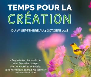 2018 Temps pour la Création 2018