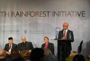 2017 ECOLOGIE Eglises Rencontre Oslo Forêts tropicales