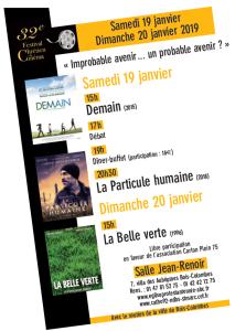 2018 ECOLOGIE Cinéma chrétien