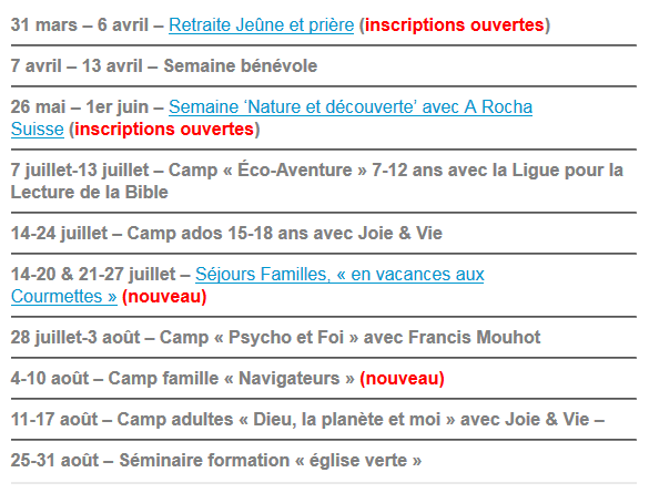 2019 ECOLOGIE A Rocha programme.png