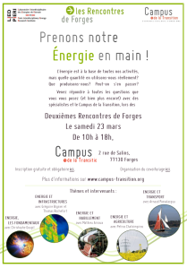 2019 ECOLOGIE RV Forges