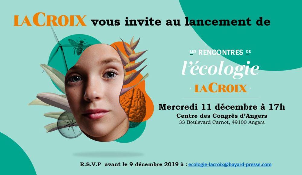Rencontre ecologie La Croix